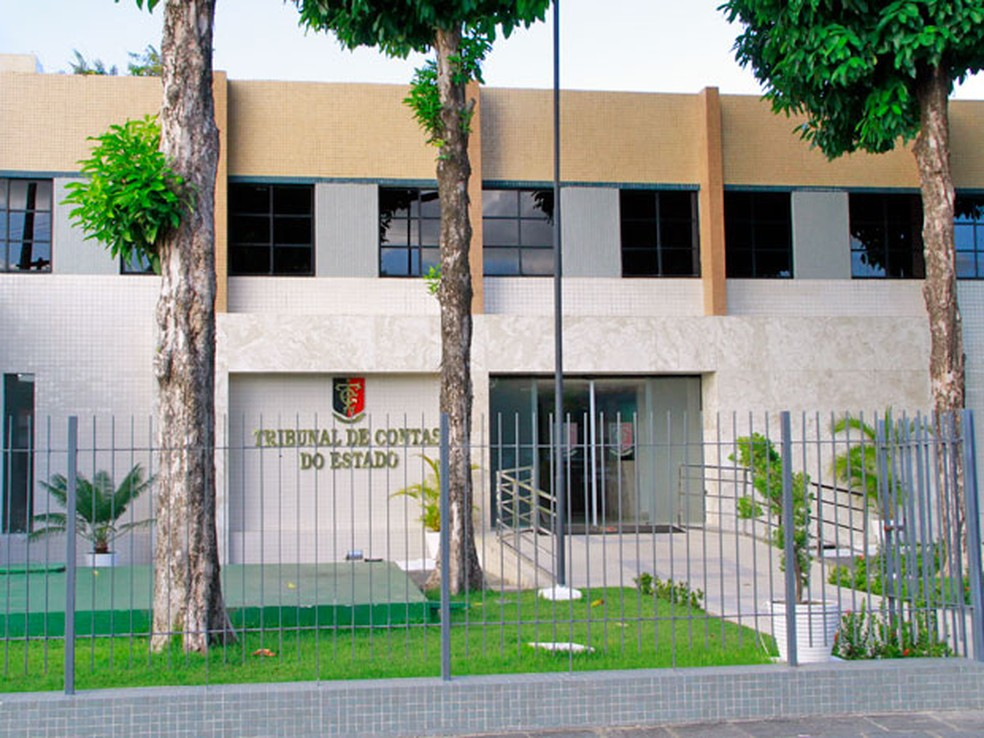 Sede do TCE-PB